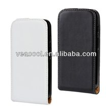Real Flip Leather Case For Motorola Moto X Phone XT1055 Case
