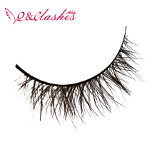 china price wispy horse fur hair false eyelash