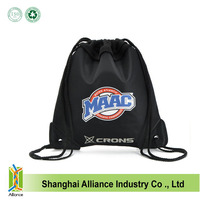 High Quality 1680D Oxford Fabric Drawstring Bag With Air Mesh, Sport Drawstring Backpack