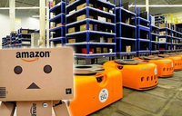 Air shipping rates door to door service to UK amazon warehouse FBA from China