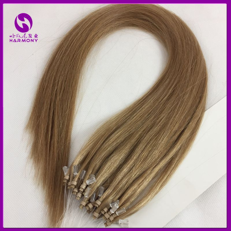 100 Full Cuticle Remy Human Pre Bonding Micro Tip Hair Extensions