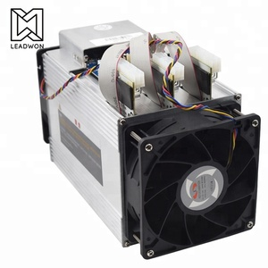 ASIC Chips BTC Average Hashrate 11.5TH/s-12.5TH/s Whatsminer M3 Bitcoin Miner with PSU original Power Supply