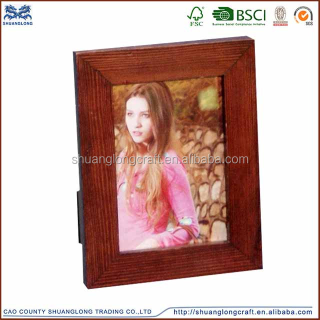 Made in china decorative ornate art picture photo mirror frame moulding