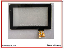 3.2, 3.5, 4.3, 5.6, 7, 8, 9, 9.7, 10.1, 11.6, 12.1 inch projected capacitive touch screen panel, mini laptop touch screen