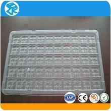 electronic components plastic folding blister storage box