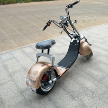 Manufacture hot sale 1200w electric scooter start 2017 new products motorcycle two wheel self