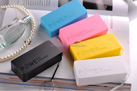 Perfume power bank portable charger for mobile with 3600/4000/4400/5200mAh