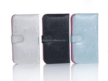 2015 most popular PU leather mobile phone case for lenovo s750