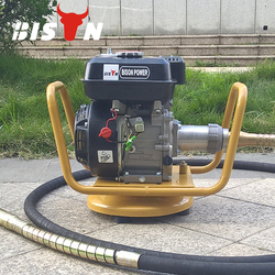 BISON CHINA Concrete Vibrator Gasoline Engine 5.5hp Internal Pokers Vibration