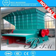 Grinder wood stump crusher/tree branch crusher machine produced in China