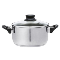 New Arrival Cooking Stainless Steel Dutch Oven