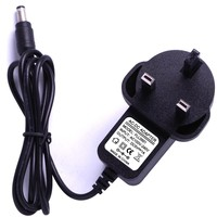 5W Wall Mounted Adapter BS Plug 5v1A light Switch Power Supply Charger Transformer
