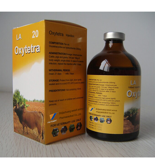 GMP oxytetracycline injection 20% top pharmaceutical companies