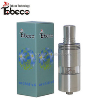 2014 Rebuildable atomizer orchid v4 atomizer kayfun/russian styled dripping RBA/RDA orchid v3 atomizer tobeco