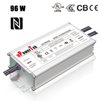 Outdoor 96W 500mA 530mA 700mA dimmable LED Power driver transformer