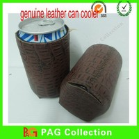 Rubber foam neoprene leather fabric coozie