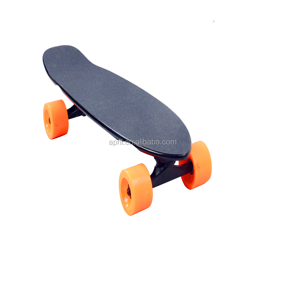 Hot sell in wheel hub motor high quality electric long board motorised skate board