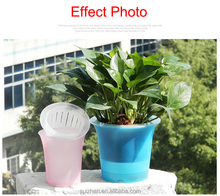 Cheap Price Self Watering Plastic Flower Pot Large Plant Pot Wholesale