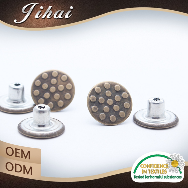 China Goods Wholesale Button Manufacturer Press Stud