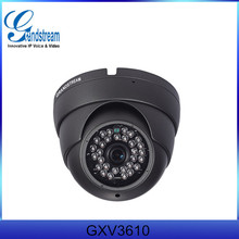 Grandstream GXV3610_HD Day/Night Fixed Dome H.265hd 1080p ip camera