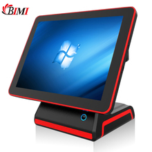 All in one touch pc for Book / coffee shop with Windows <strong>10</strong> / 15'' touch screen