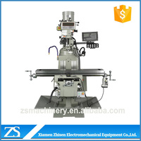 alloy material milling machine made metal part keyway step motor partsg