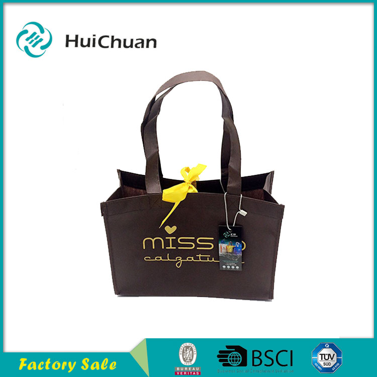 Wholesale China best price new design non woven handbags