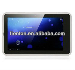 7 inch android tablet pc 3g gps wifi