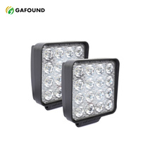 High Quality Auto Spare Parts IP68 45W 48W 1260LM 5000K-6500K Car LED Work Light
