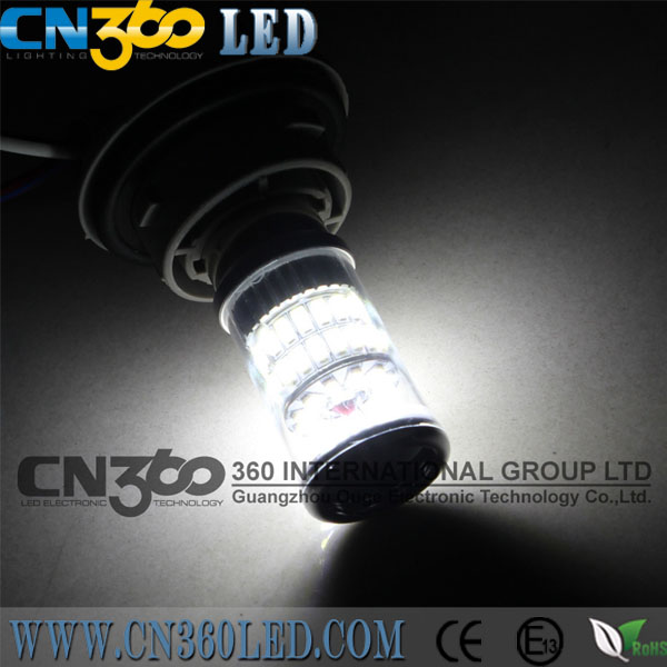 Wholesale - 48 pcs 3014 SMD 1156/1157 LED Car Fog Light Auto Lamp Bulbs 48pcs LED 3014 SMD