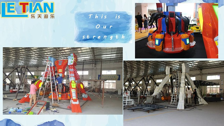 Indoor And Outdoor Amusement Park Playground Equipment Hot Sale Funny Small Pendulum