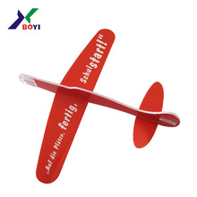 Intelligence Children Self Assembly Aircraft Toy 3d Puzzle Airplane