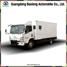 4*2 Truck /Armored QINGLING 700P Cash In Transit Vehicle/Armored Truck, from China/TBL5100XYCF