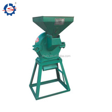 Maize Grinding Mill machine for White Pepper and Rice Flour 0086-15238616350