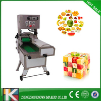 industrial potato chips cutter// vegetable and fruit cutter machine for sale