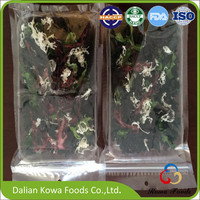 Roasted sweed type healthy mixed wholesale dried seaweed