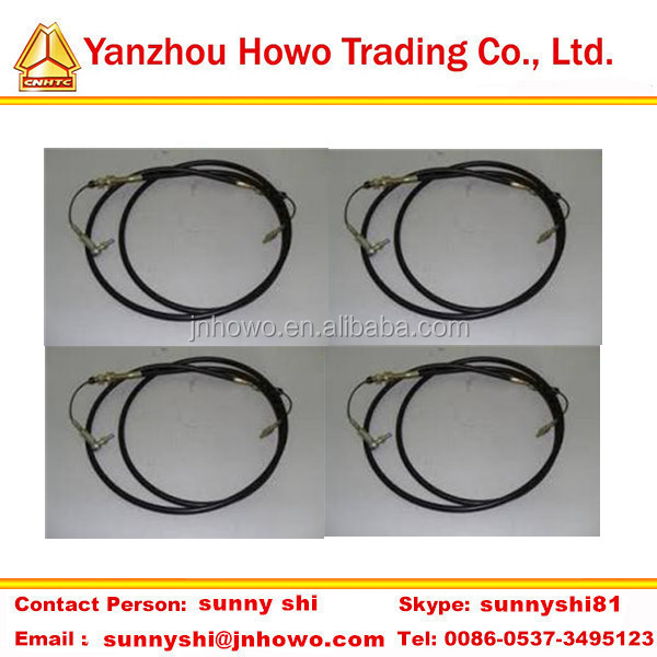 Hot sale Chinese truck Shacman spare parts cable accelerator 5063000330