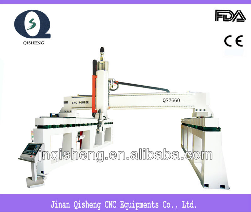 hot sale machine/CNC routers/5 axis CNC Processing Center