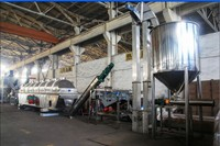 Salt Washing Complete Equipment