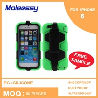 building block silicone case for iphone 6