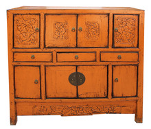 chinese antique solid wood living room furniture