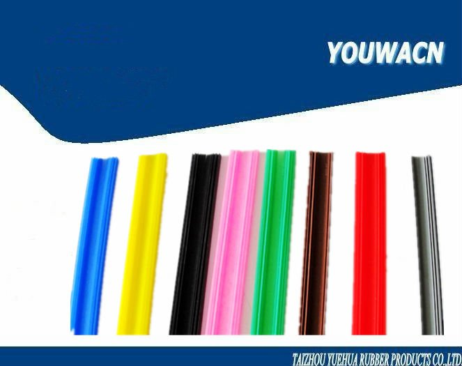 Wiper Rubber,Silicon Rubber,suit for many frame wiper blade