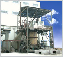 Coal Gasifier, Single Section