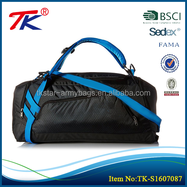 French style long big mens perfect runnnig luggage bags travel
