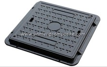 anti-corrosion sanitary sewer manhole cover system covers with CE certificate