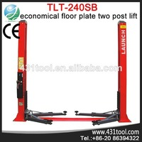 Professional quality and wholesale price LAUNCH TLT 240SB tow post hydraulic platform car lift ramp