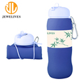 600ml custom shape standard water bottle size