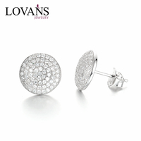 New Designs Silver One Gram Gold Earrings Designs Jewelry