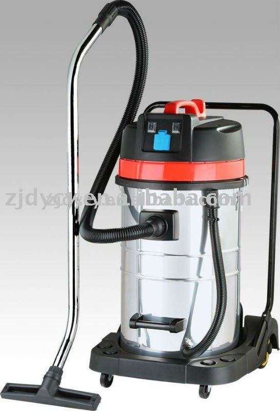 outsocket synchronizing function industrial big power wet and dry vacuum cleaner