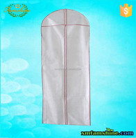 customized nonwoven zippered dance garment bags